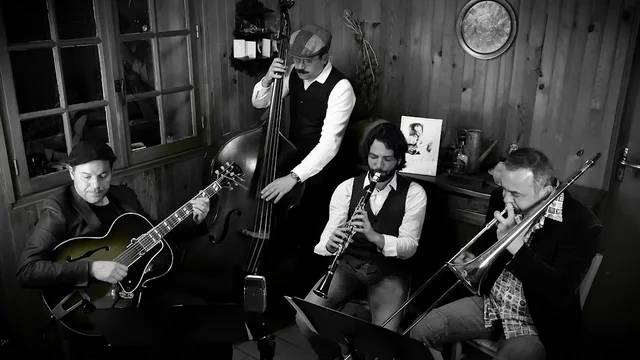 Quartet Swing